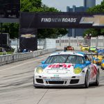 day 2 muhlner porsche 911 gt3 cup the heat tomy drissi detroit saturday 07