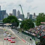day 2 muhlner porsche 911 gt3 cup the heat tomy drissi detroit saturday 11