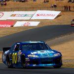 2012 NASCAR Sonoma