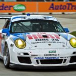 muhlner porsche 911 gt3 cup the heat tomy drissi detroit friday 01