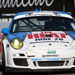 muhlner porsche 911 gt3 cup the heat tomy drissi detroit friday 09