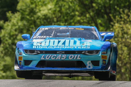 Tomy Drissi Maintains Fine Run as Trans Am Championship Race Tightens