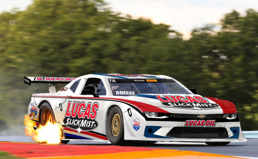 Drissi Seeks to Repeat Watkins Glen Trans Am Crown