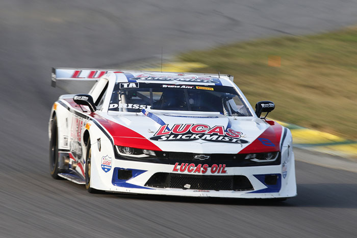 Drissi in Form and Heading to Texas for Prestigious COTA Trans Am