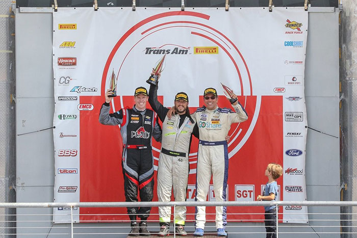 Tomy Drissi Maintains Fine Form With Podium Finish At COTA