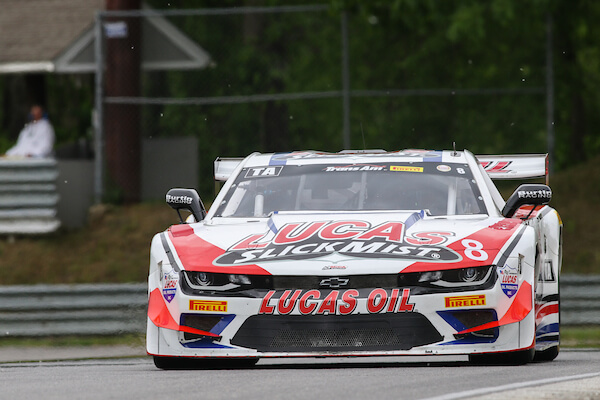 Lucas SlickMist Driver Tomy Drissi Inches Towards Championship with another Podium at Lime Rock Park